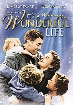 "It's a wonderful life / Liberty Films. ""A man is saved from a suicide attempt by an angel and is then shown how important he is to the people who love him. A Christmas classic."""