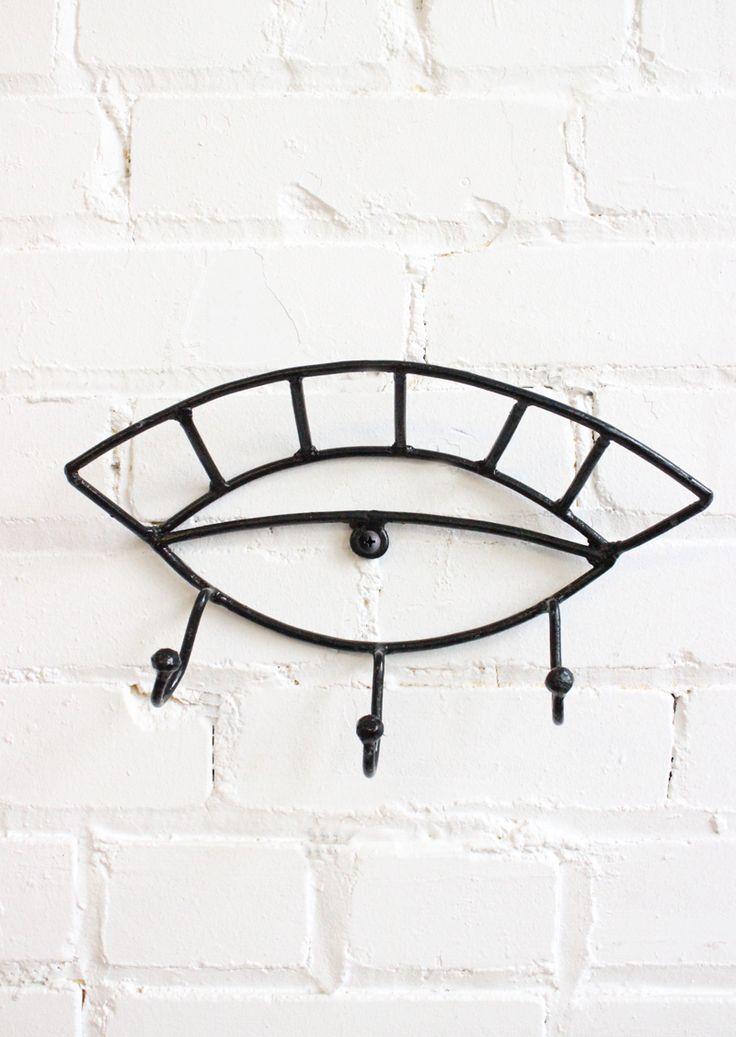 Magic Eye Wall Hooks - From Baba Souk