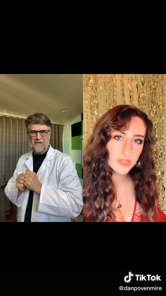 Dan Povenmire Dr Doofenshmirtz Voice Actor Singing Battle Duet Tiktokcringe Friends Funny Singing Videos Snl Skits