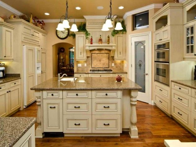 19 Antique White Kitchen Cabinets Ideas With Picture [BEST] Part 57