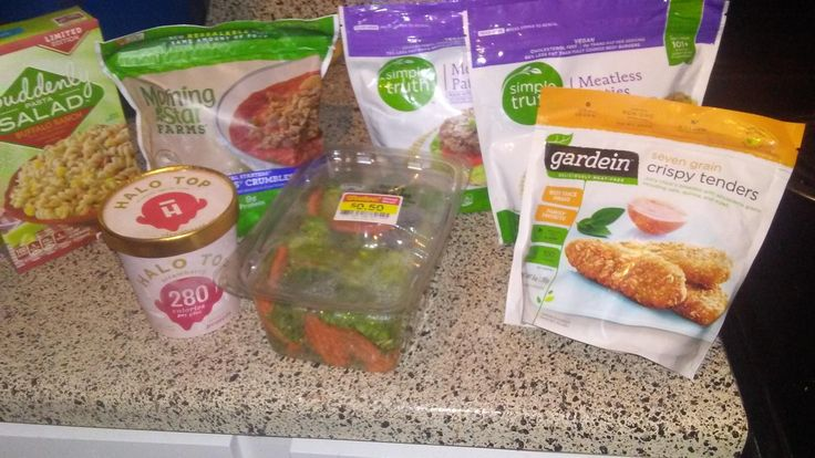 Check your Kroger clearance sections! All of this was either fifty cents or 99 cents! #goodnutrition #physicalactivity #goodfood #vegetables #JuicePlus #healthymeal #healthyfood #healthy #health #exercise #eatclean
