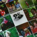 Photo-pillow-detail. Tutorial: how to print photos on fabric