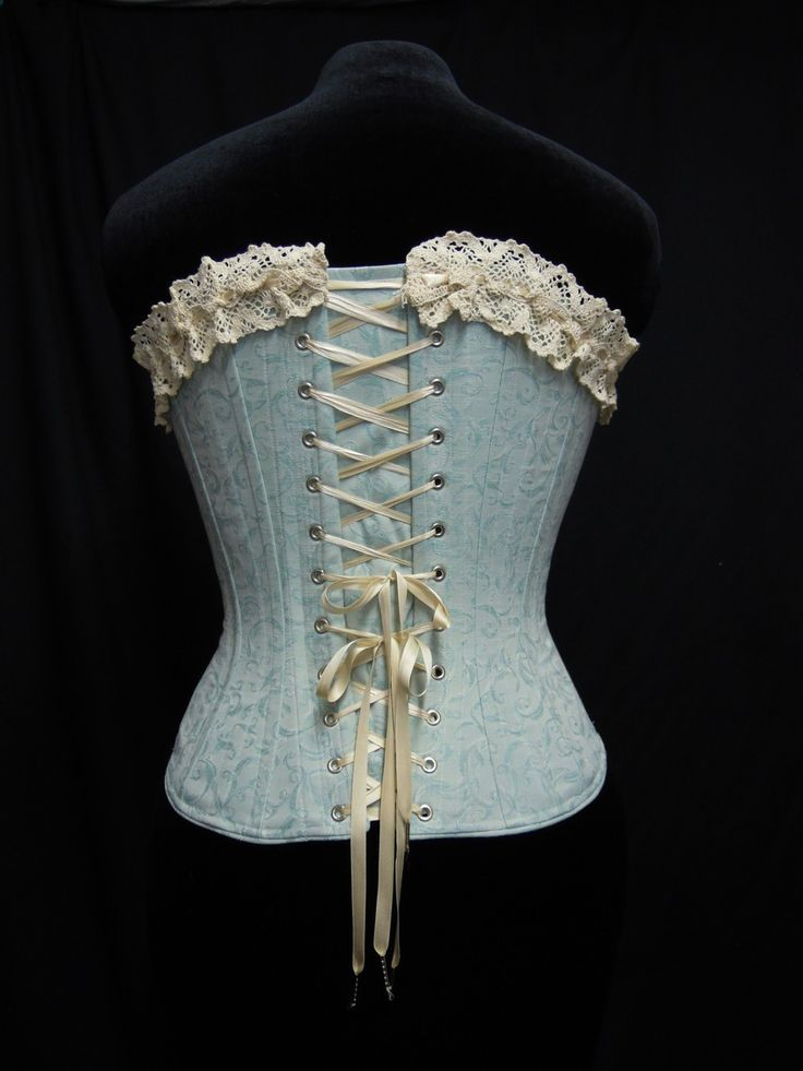 1000+ ideas about Vintage Corset on Pinterest | Victorian ...