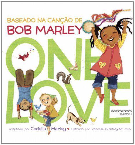 Adaptação da canção One love, de Bob Marley, esse belo e comovente livro ilustrado pretende difundir os versos de amor e união desse grande compositor a uma nova geração. Os leitores sentirão a energia positiva de uma menina que quer transformar, pelo amor à natureza e ao próximo e pela celebração da liberdade, o lugar onde vive com seus amigos e familiares. Adaptado por Cedella Marley, filha mais velha de Bob Marley, e ilustrado por Vanessa Brantley-Newton, One love é uma prova divertida e…