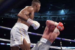 Anthony Joshua Reveals Brutal Words Exchanged With Klitschko Before Knockout - http://viralfeels.com/anthony-joshua-reveals-brutal-words-exchanged-with-klitschko-before-knockout/