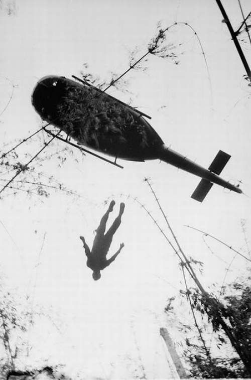 Iconic Vietnam War photos - the rest will talk now !