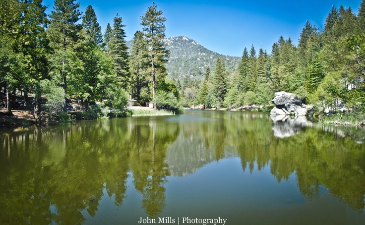 Lake Fulmor Near Idyllwild Photography Pinterest Lakes