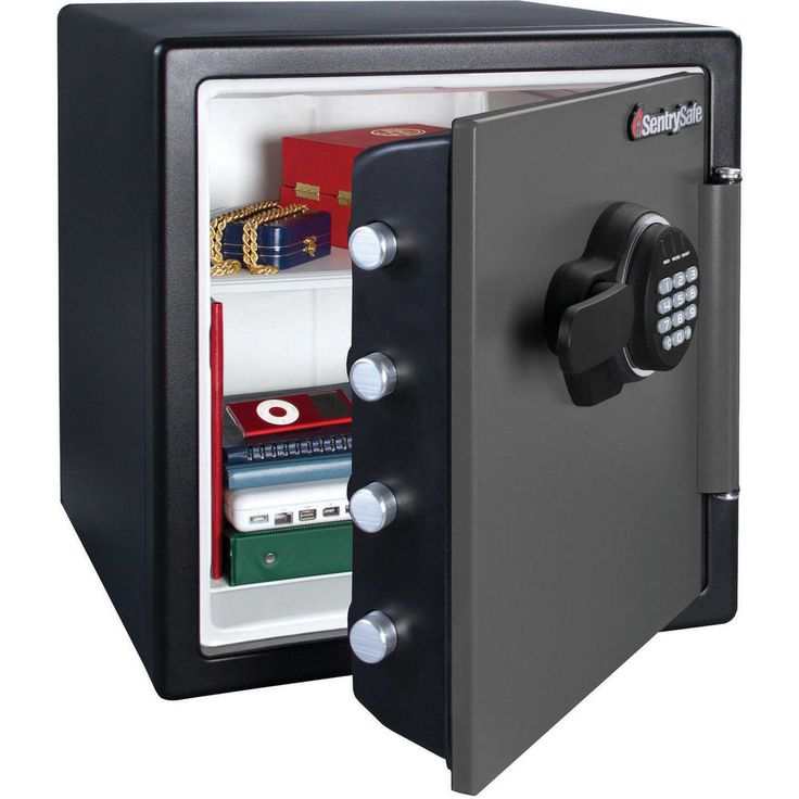 Electronic #Security #Safe Lock Safe #Fireproof #Waterproof Office Home Cash #money