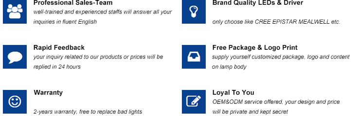 Why Choose Us for Your China LED Manufacturer Partner?! - Our Services