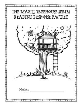 Magic Treehouse Series List