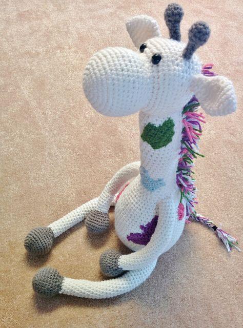 391 best Crochet images on Pinterest | Tiere häkeln, Häkeln und ...
