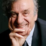 """Elie Wiesel's statement, """"...to remain silent and indifferent is the greatest sin of all...""""stands as a succinct summary of his views on life and serves as the driving force of his work. Wiesel is the author of 36 works dealing with Judaism, the Holocaust, and the moral responsibility of all people to fight hatred, racism and genocide.   In 1986, Elie Wiesel won the Nobel Prize for Peace."""