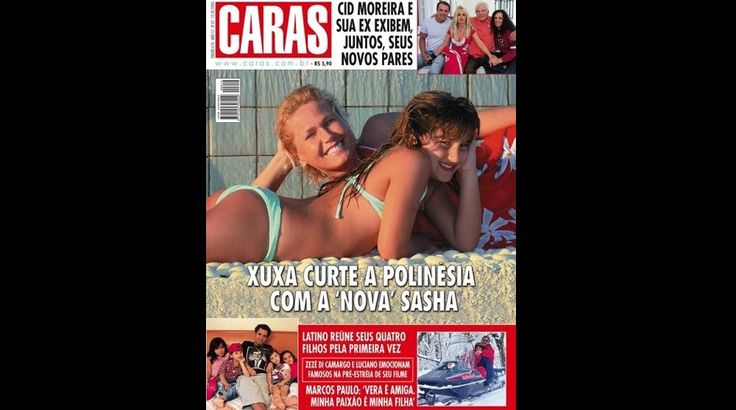 La vida de Xuxa en 20 portadas inolvidables | Foto galeria 17 de 20 | El Comercio Peru