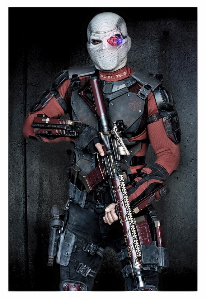 Suicide Squad Pics - Director David Ayer has tweeted out some new pics for his upcoming adaptation of DC Comics' Suicide Squad. Having said that, let the fanboy bitching and moaning begin. Seems to be a grounded look for the characters; however, at this early stage, it's too early to tell how everything ...