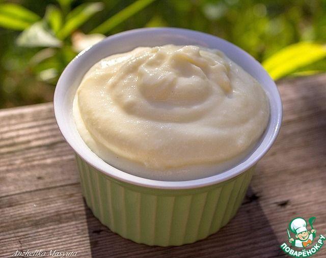 """Крем-сыр """"Бонжур"""" своими руками за 10 минут - кулинарный рецепт"""