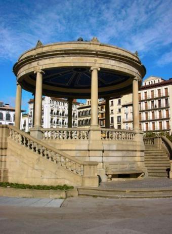 Pamplona -Plaza del Castillo