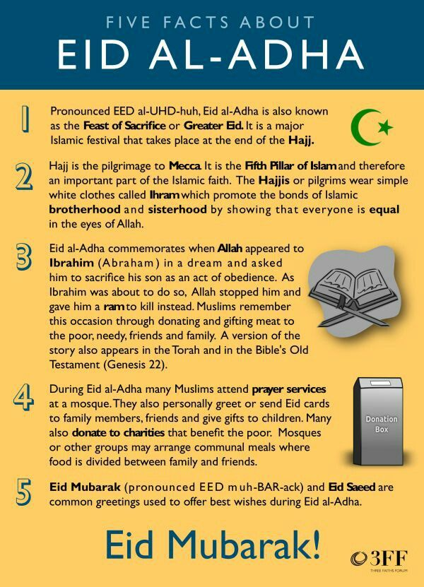 Eid al Adha                                                       …