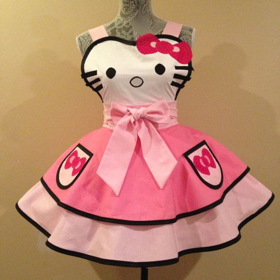 Hello Kitty Pink pink and more adorable pink by AriaApparel