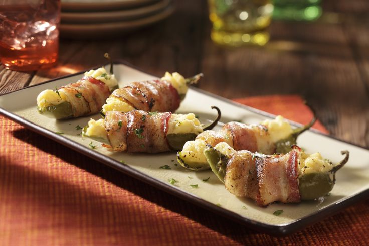 Jalapeño Poppers with Mashed Potatoes Gluten Free Appetizer Recipe