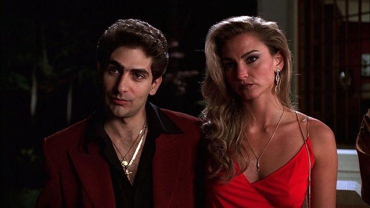 The Sopranos: Season 1, Episode 10 A Hit Is a Hit (14 Mar. 1999) Michael Imperioli , Christopher Moltisanti, Drea de Matteo Drea de Matteo , Adriana La Cerva