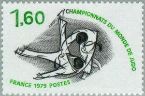 Judo World Championships in Paris