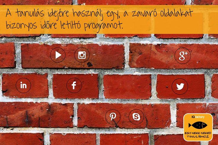 Igen. Ami a Facebookot és a Pinterestet is elcsendesíti pár órára... :) IQfactory
