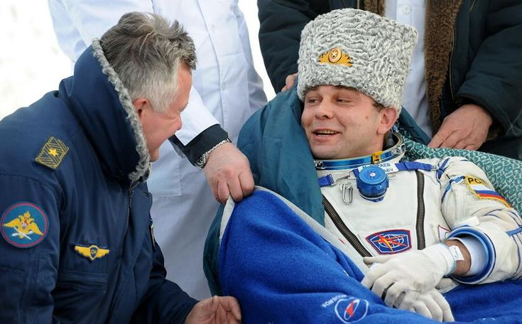 Russian cosmonaut Maxim Surayev will get his just reward for the excellent work six months on the International Space Station, said on Monday 1 November 2010 Chief of Cosmonaut Training Center (CTC) named after Gagarin Sergei Krikalev.