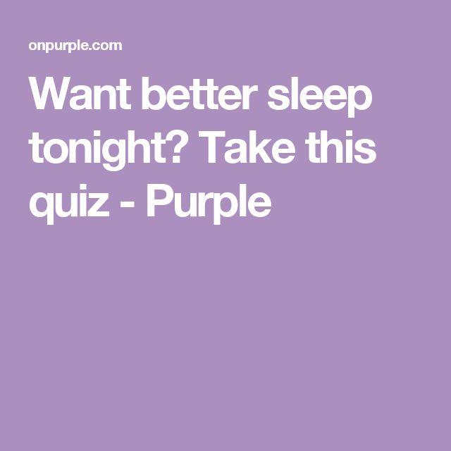 Take This Quiz