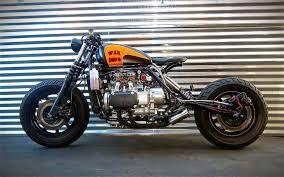 Resultado de imagen para modificaciones de moto honda goldwing gl 1000