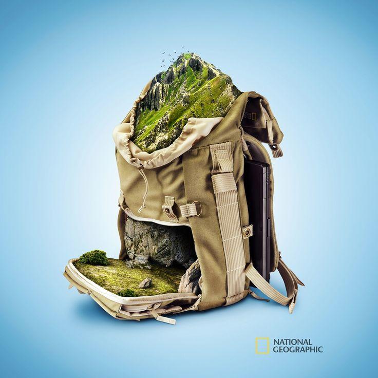 Nationla Geographic #advertising