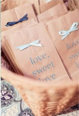 These would be good for the candy bar~from stylemepretty.com