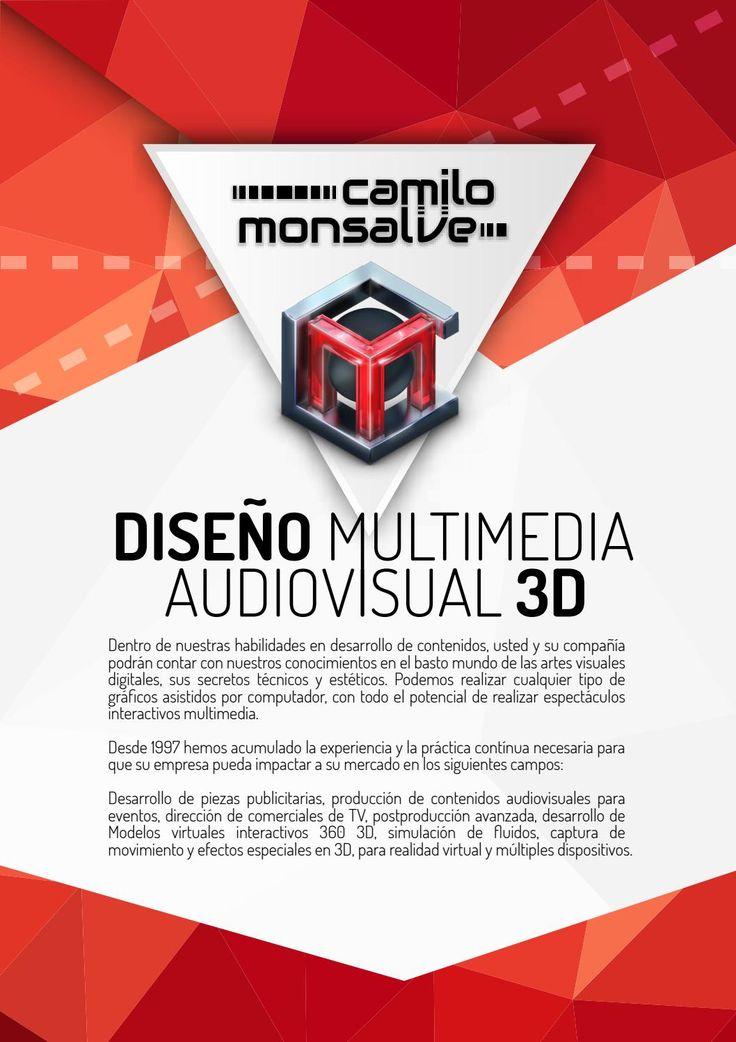 Portafolio de servicios profesionales Camilo Monsalve