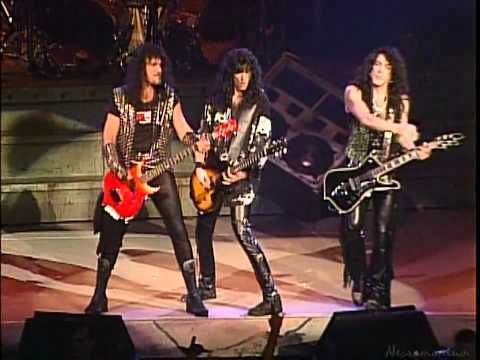 KISS - Deuce & Detroit Rock City - The Palace of Auburn Hills, MI - 1992