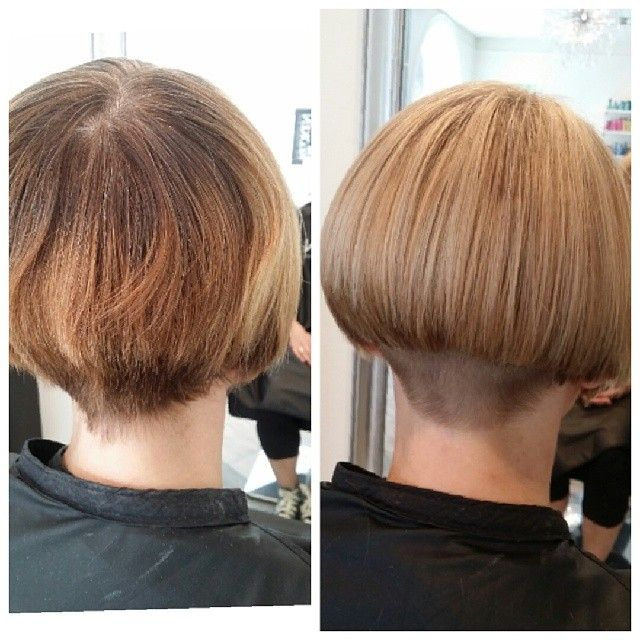 stacked haircut pictures 130 best hair before and after haircuts images on 5107