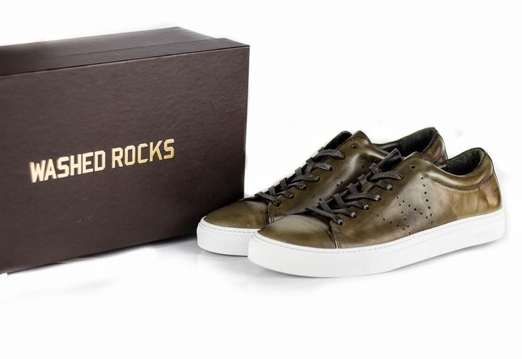 Steve - Greenish Brown 👟 Use the code SUMMER-40 for 40% OFF in your next purchase on our online store. To shop follow our link in the bio (wrocksfootwear.com) 🌐 #steve #ss17 #springsummer2017 #washedrocks #wrocksfootwear #footwear #newcollection #springsummer #summer2017 #summercollection #sneakers #sneakerhead #sneakerfreak #shoes #shoponline #nowavailable #picoftheday #photooftheday