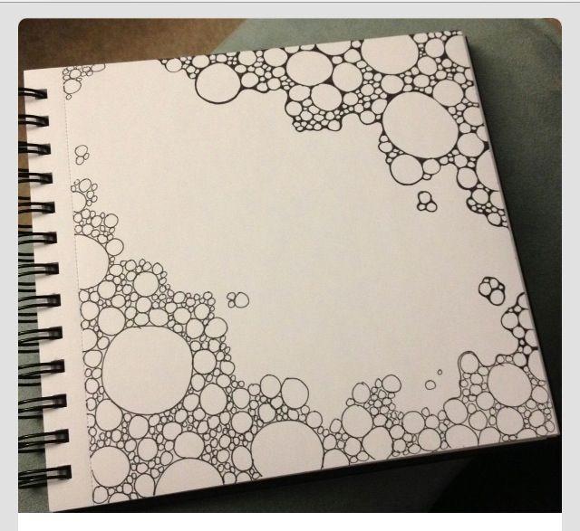 doodle doodles easy drawing patterns simple sharpie zentangles drawings tangle mandalas swirls celtic knots zentangle uploaded user