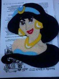 #application #princess jasmine #madebyorder