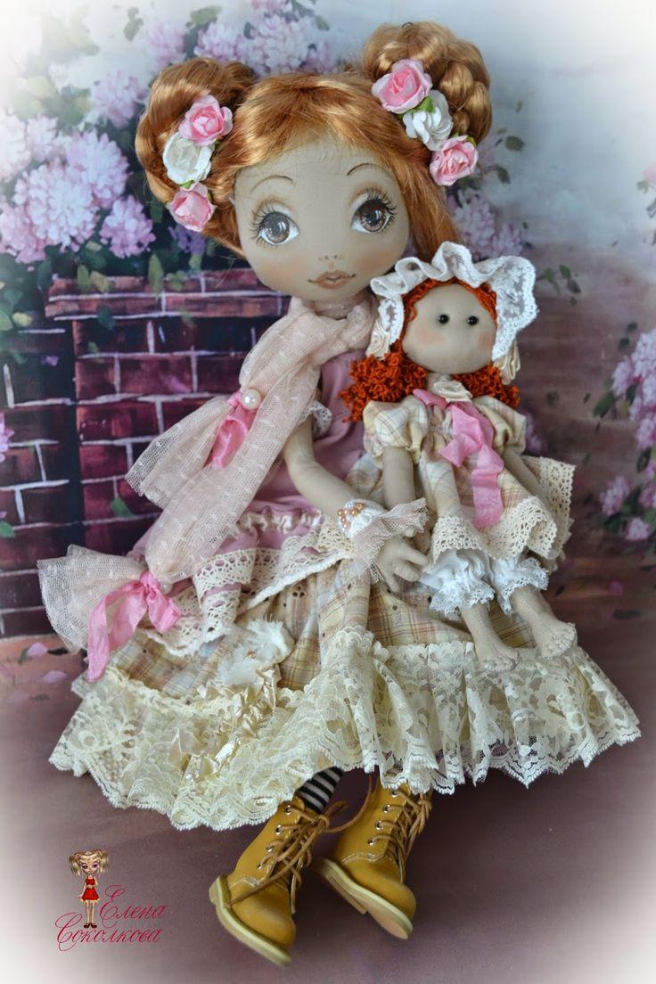 Душа тряпичная кукла: Глаша