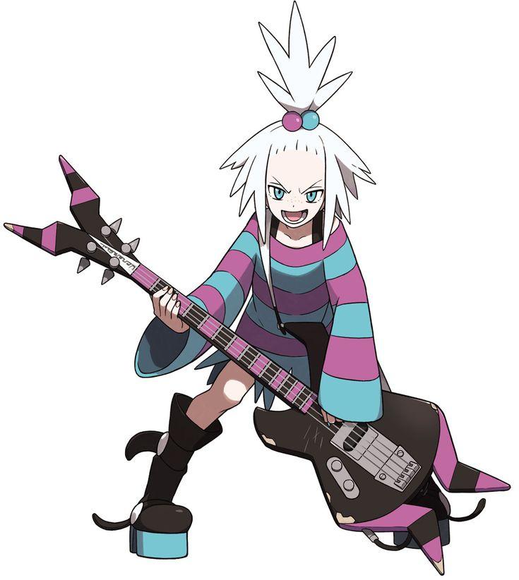Roxie, Pokémon Black and White