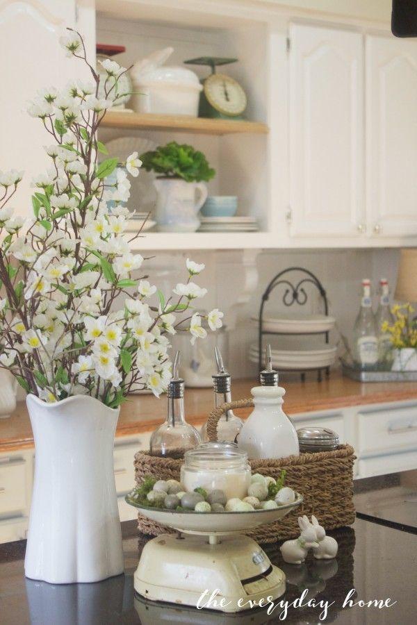 Best 25+ Spring kitchen decor ideas on Pinterest Kitchen island - kitchen decoration ideas