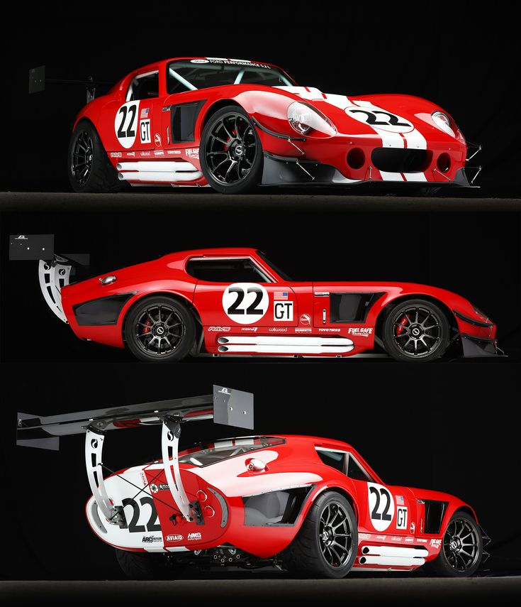 Factory Five Racing Type 65 Coupe-R