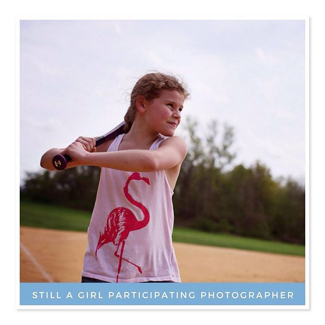 What does it mean to play #likeagirl? It means playing with as much strength and power you can muster. Love this awesome capture by @stacymaephotography