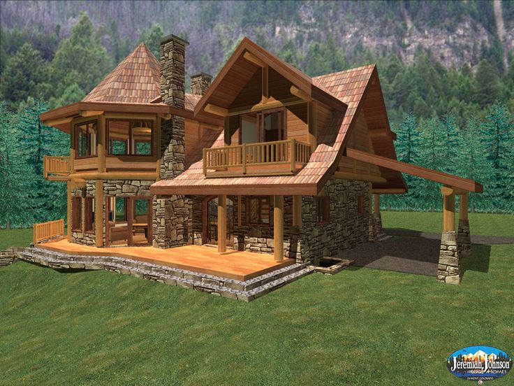 782 Best Log Homes Images On Pinterest