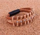 Cork strap, cork ribbon