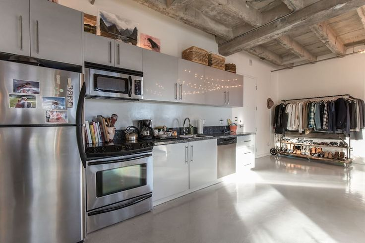 Gorgeous DTLA Loft- Perfect photoshoot location! - Lofts for Rent in Los Angeles, California, United States