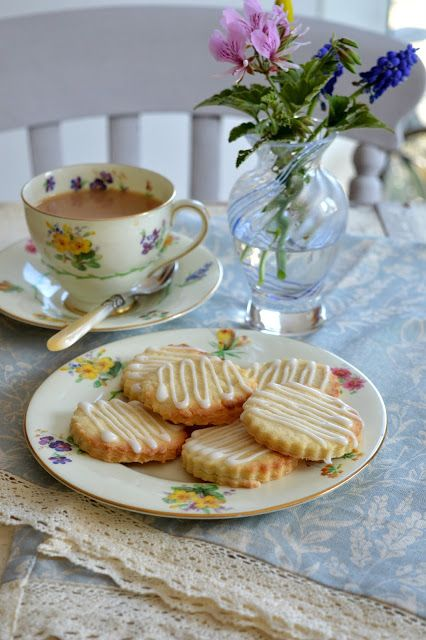 Shrewsbury Biscuits from Mary Berry recipe: fenland lottie