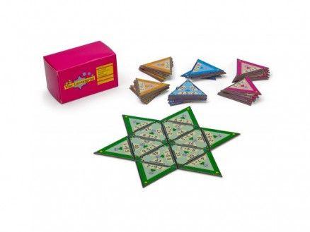 Vier-Lernsterne-Box - Das kleine 1x1 gemischt Lernsterne-Box für das kleine Einmaleins empfohlen ab 2. Klasse Grundschule oder 3. Klasse Förderschule