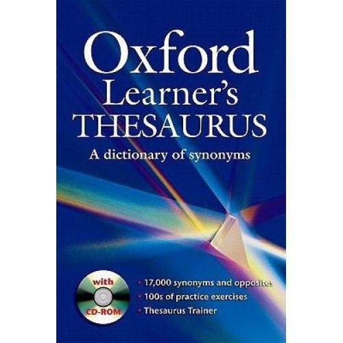 Oxford Learner's Thesaurus (Mixed Media)
