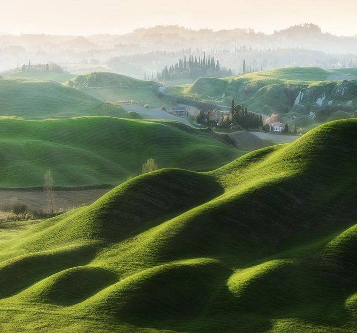 Toscane door fotograaf Marcin Sobas