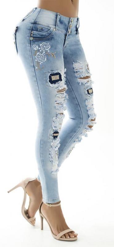 Jeans levanta cola REVEL 56074